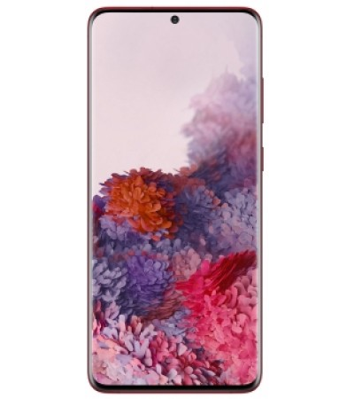 Samsung S20 Plus Galaxy G985F 128GB Duos Red