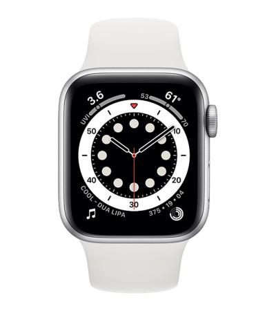 APPLE  Watch Series  6 40mm GPS Silver