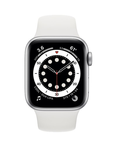 APPLE  Watch Series  6 44mm GPS Silver