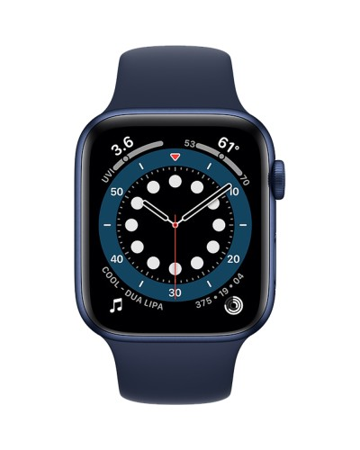 APPLE  Watch Series  6 44mm GPS Blue