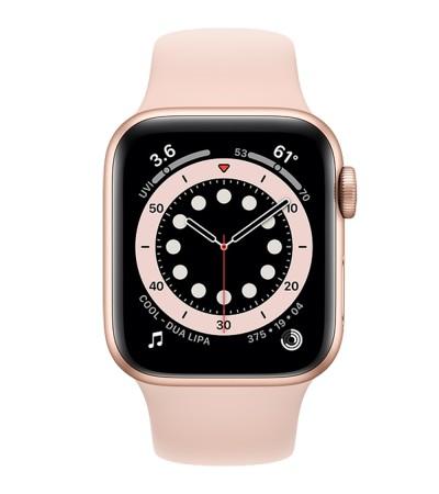 APPLE  Watch Series  6 40mm GPS Gold