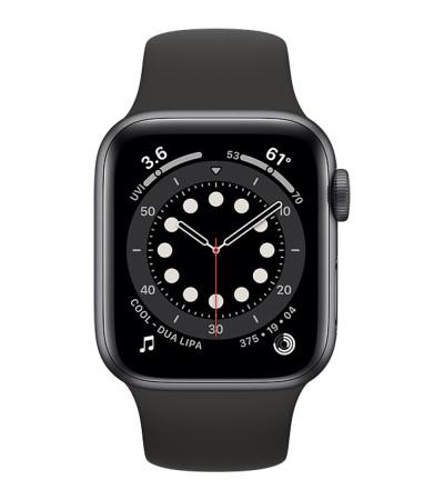 APPLE  Watch Series  6 40mm GPS Space Gray