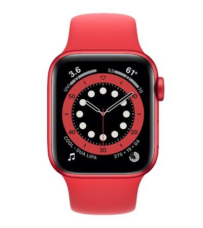 APPLE  Watch Series  6 40mm GPS Red