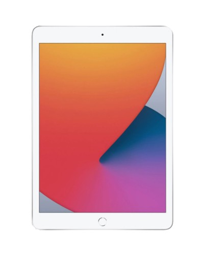 "Apple iPad 10.2"" 2020 128GB 4G Silver"