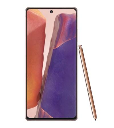 Samsung Galaxy Note 20  N980FD 256GB Dual  Mystic Bronze