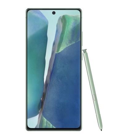Samsung Galaxy Note 20  N980FD 256GB Dual  Mystic Green
