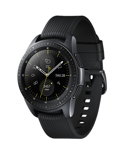 Samsung Galaxy Watch, 42mm,(R810) Black