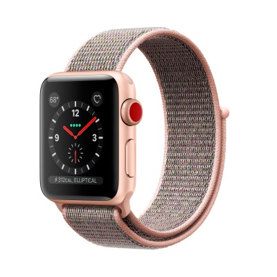 Apple Watch Series 3 38mm MQJU2 (GPS+LTE)