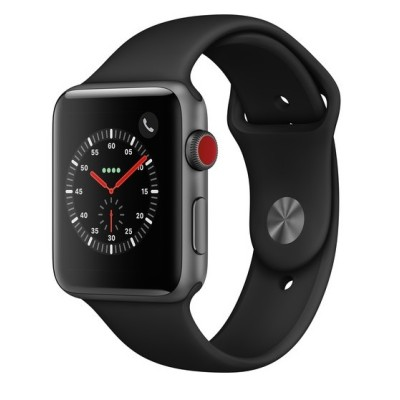 Apple Watch Series 3 42mm MQK22 (GPS+LTE)
