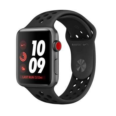Apple Watch Series 3 Nike+ 42mm MQMF2 (GPS+LTE)