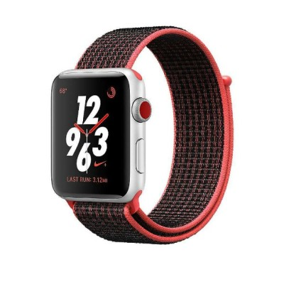 Apple Watch Series 3 Nike+ 42mm MQMG2 (GPS+LTE)