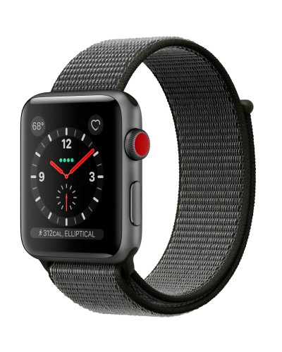 Apple Watch Series 3 42mm MQK62 (GPS+LTE)