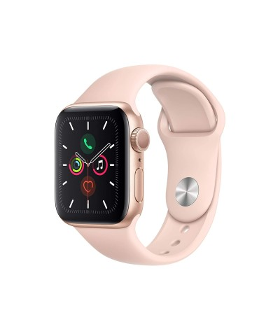 Apple Watch Series 5 GPS 40mm MWV82 Rose Gold