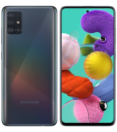 Samsung A51 Galaxy A515F 4/128GB Black