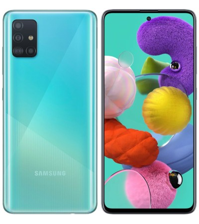 Samsung A51 Galaxy A515F 4/128GB Blue